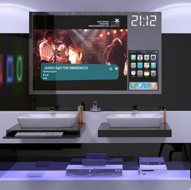 Digitalizacja przyszłością salonu łazienkowego