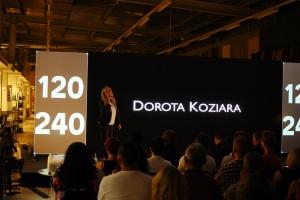 Zobacz jak krakowski multisalon Hoff ugościł Dorotę Koziarę