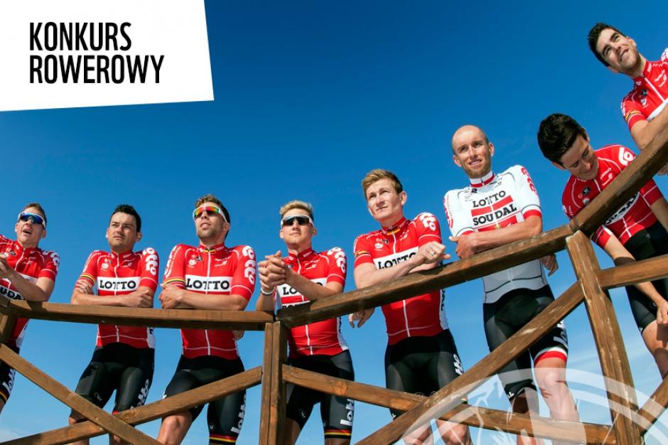 [Konkurs]: Obstawiaj wyniki drużyny Soudal na Tour de France 2016 i wygrywaj