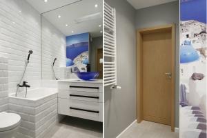 5 pomysłów na fototapetę w łazience