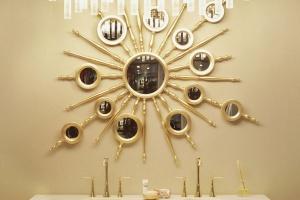 Elegancka łazienka: ekskluzywna umywalka od włoskiej marki