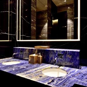 Luksusowe łazienki: niesamowite wnętrza w Chinach