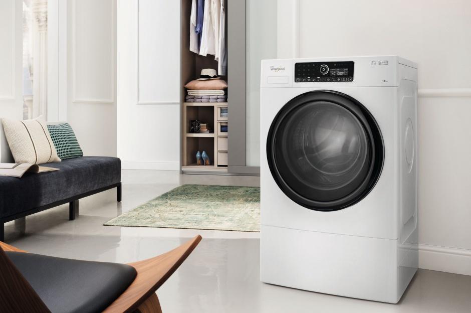 Od Frani do sterowania smartfonem: fascynująca historia pralki