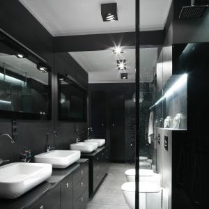 Czarna łazienka: hit czy kit?