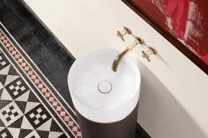 Luksusowe wnętrze: eleganckie modele wanien i umywalek