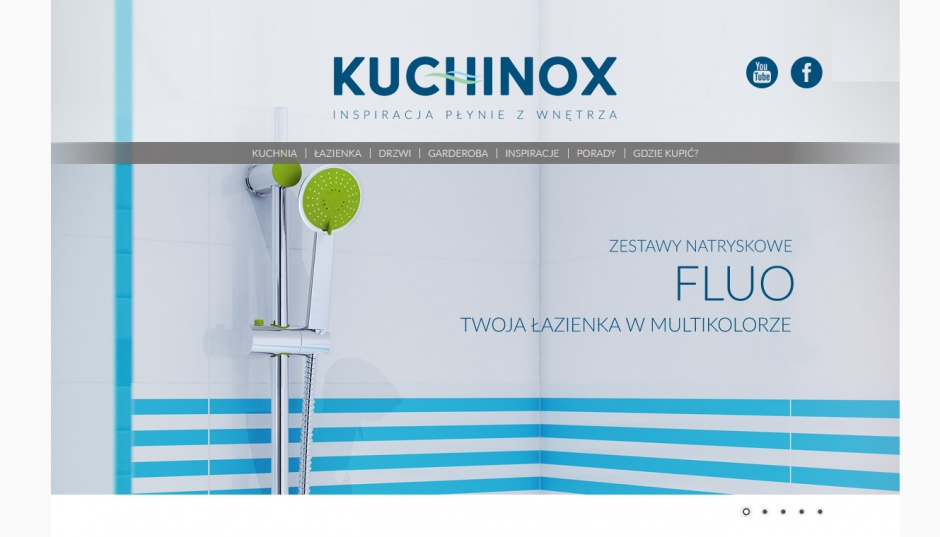 Kuchinox przechodzi rebranding