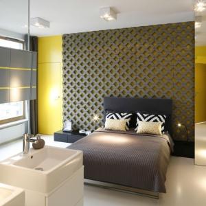Łazienka z sypialnią: 10 zdjęć z domów Polaków