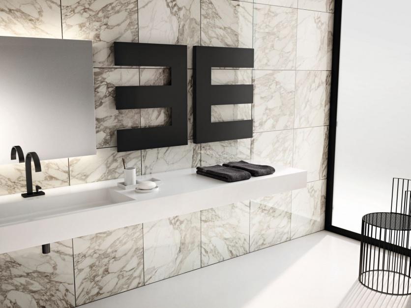 Modna łazienka: wybierz grzejnik dekoracyjny