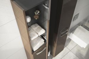 Meble łazienkowe: praktyczna i modna kolekcja