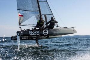Sukcesy żeglarskie Roca Polska