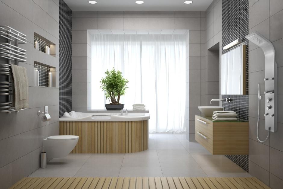 Relaks w łazience - nowoczesny panel natryskowy