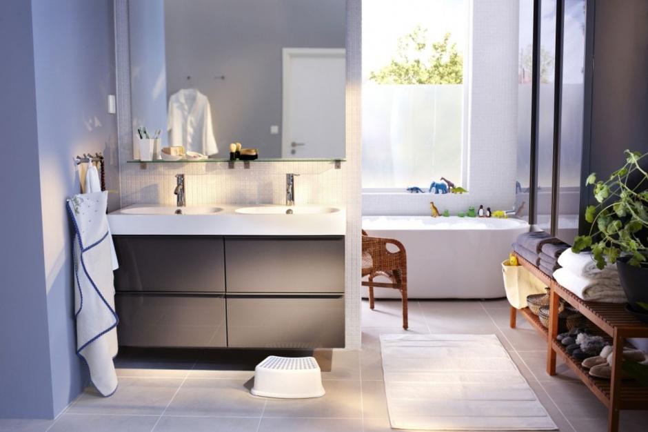 Funkcjonalna i bezpieczna łazienka: tak ją urządzisz