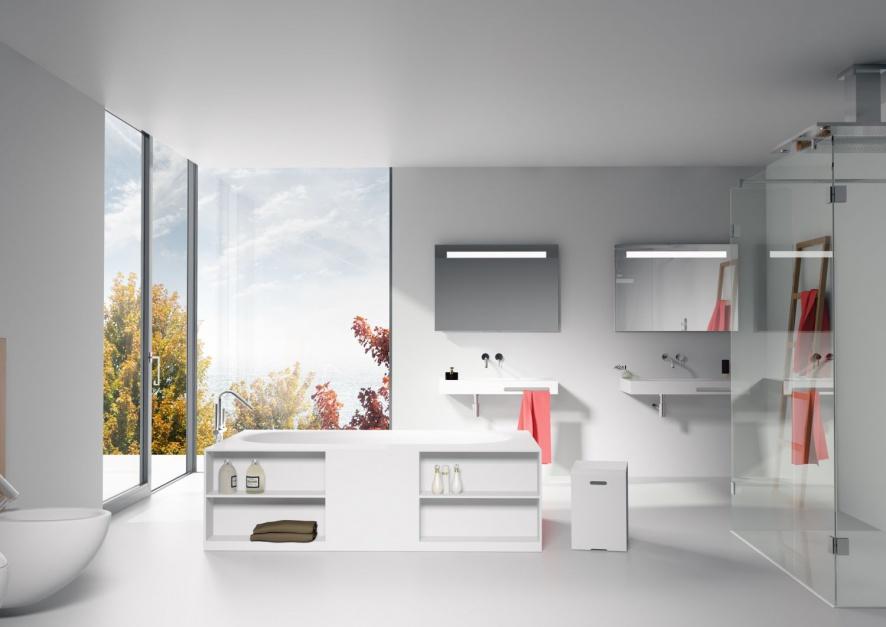 Praktyczna łazienka: wybierz wielofunkcyjne wyposażenie