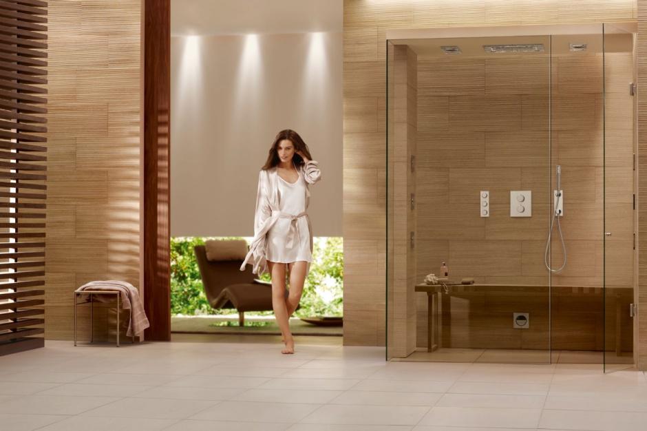 Domowe SPA: relaks pod prysznicem