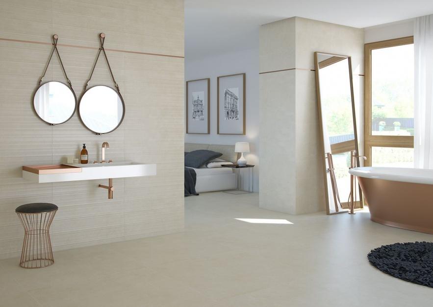 Inspirujemy Okrągłe Lustro W łazience Zobacz Gorący Trend