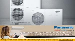 Instalatorze spiesz się. Kończy się akcja promocyjna Panasonic