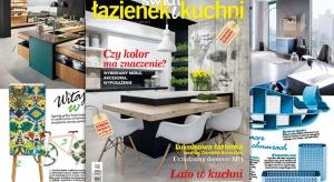 """Magazyn """"Świat Łazienek i Kuchni"""" w nowej odsłonie"""
