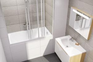 Urządzasz małą łazienkę? Sprawdź praktyczne rozwiązania