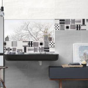 Patchwork w łazience: kolekcje modnych płytek