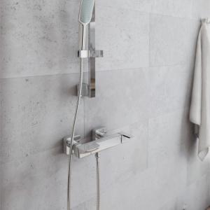 Armatura łazienkowa: zobacz elegancką serię baterii