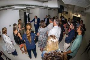 Futurystyczne linie i organiczne formy.  Studio Zaha Hadid Design pokazało kolekcję do łazienki