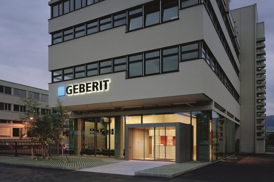 Geberit raportuje wyniki finansowe z I półrocza 2016