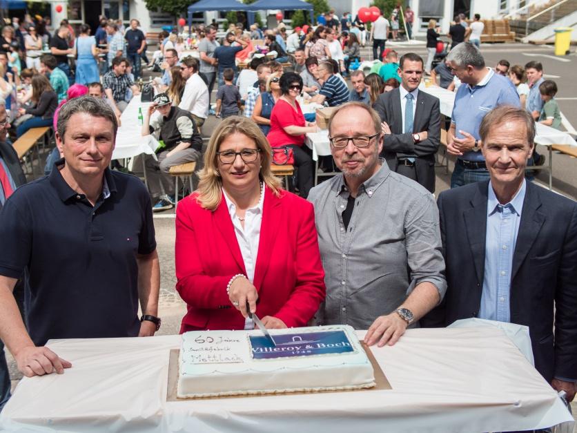 Villeroy&Boch świętuje urodziny fabryki