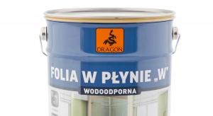 """Folia w płynie """"W"""", Dragon Poland"""
