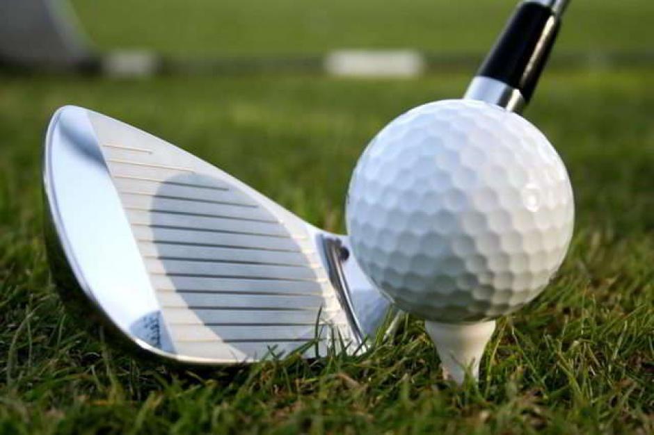 Roca na golfowym polu - sponsorem Gliwickiego Klubu Golfowego