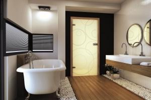 Drzwi do łazienki: wybieramy najlepsze