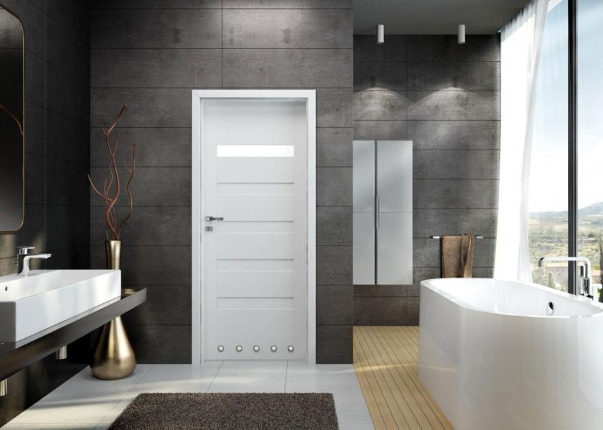 Radzimy Drzwi Do łazienki Wybieramy Najlepsze łazienkapl