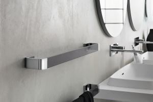 Ręcznik w łazience: pomysły na przechowywanie