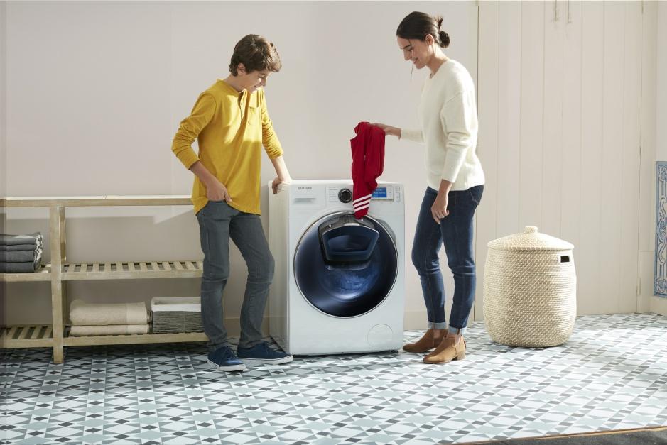 Pranie po urlopie: zrób je z inteligentną pralką
