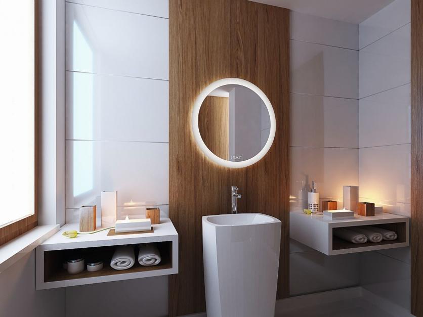Aranżujemy Lustro W łazience Nowoczesny Model Z