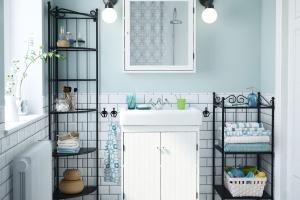Radzimy Otwarte Półki W łazience Praktyczne Czy Nie