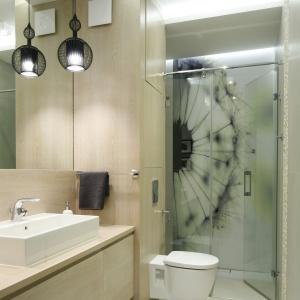 Prysznic bez brodzika - przykłady z polskich domów