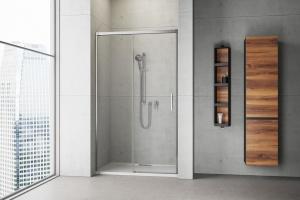 Strefa prysznica: nowa seria kabin i drzwi wnękowych