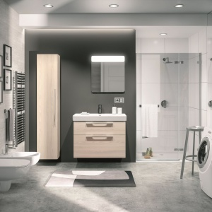 Wiszące meble łazienkowe: zobacz modne kolekcje