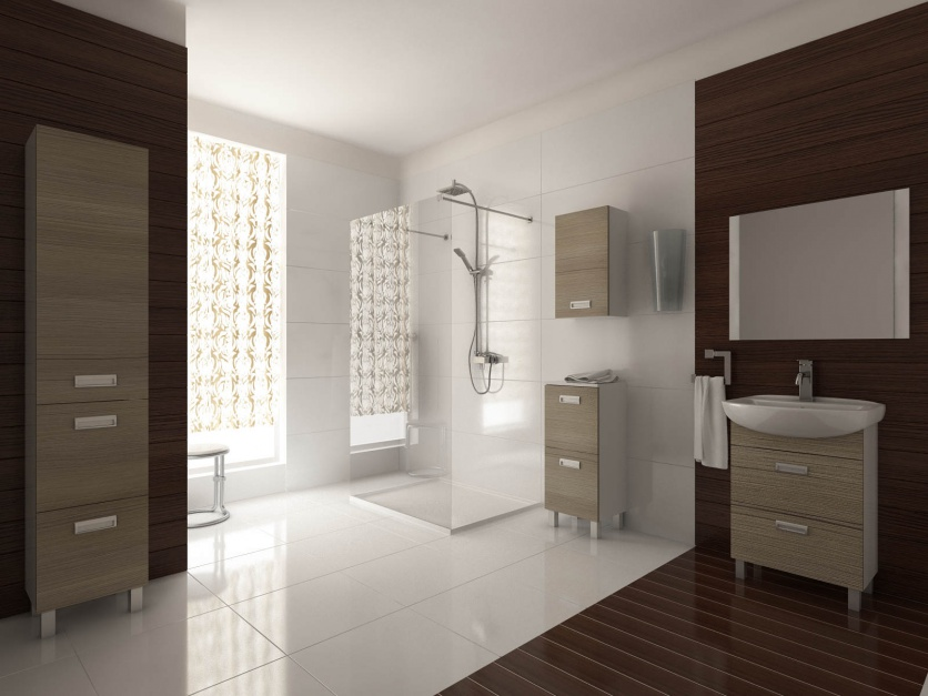 Jak dobrać natrysk do metrażu łazienki? Radzi ekspert