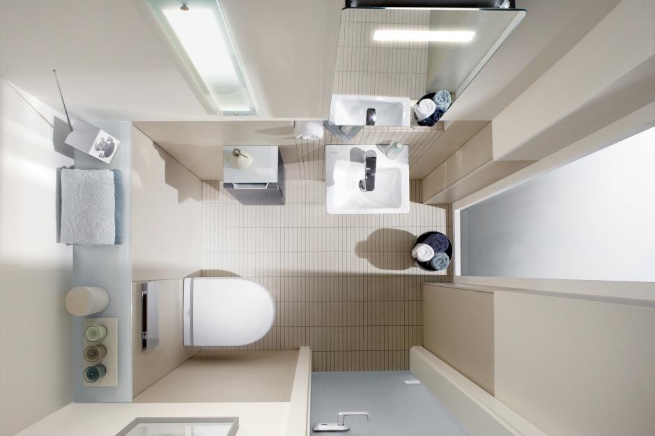 Urządamy małą łazienkę: garść praktycznych porad