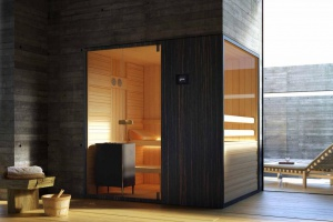 Sauna w domu: zobacz gotowe modele