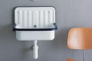Design w łazience: blisko sto lat historii umywalki