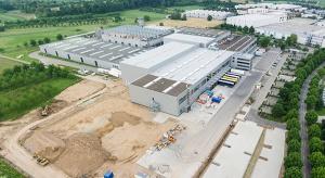 Hansgrohe inwestuje 30 mln euro w nowy zakład produkcyjny