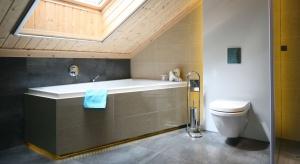 Drewno w łazience: 5 pięknych wnętrz