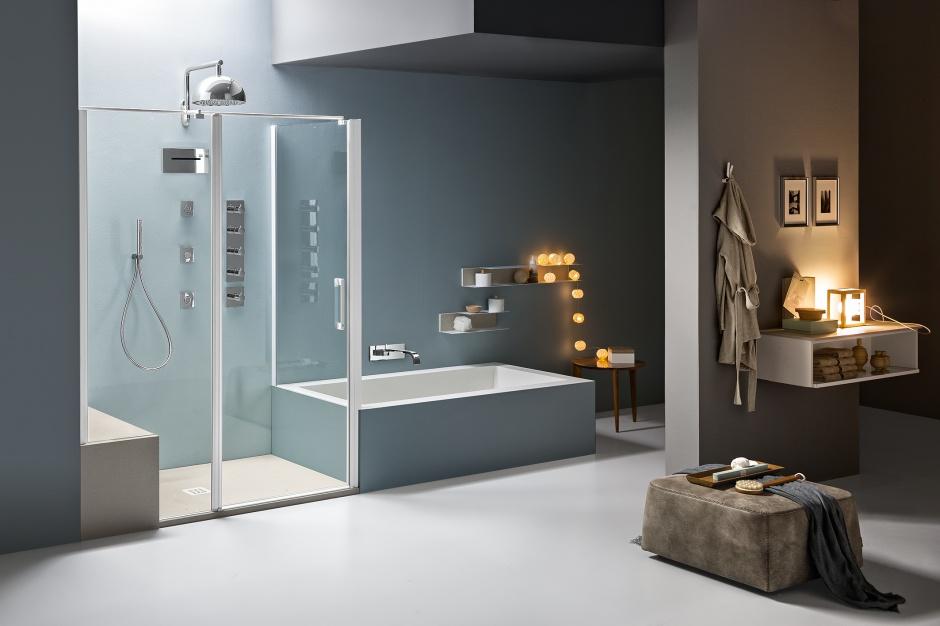 Do strefy prysznica konsumenci poszukują nowych technologii
