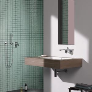 Eleganckie i funkcjonalne - nowa seria baterii łazienkowych