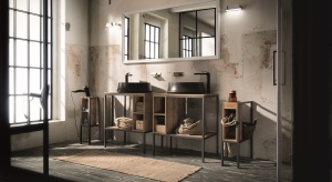 Kreatywne przechowywanie: 17 sposobów na meble w łazience