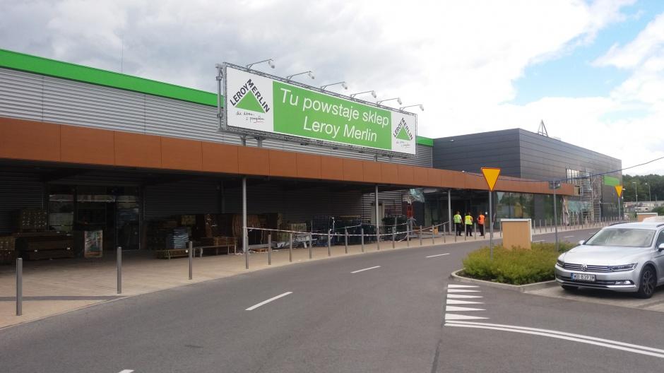 Leroy Merlin otwiera kolejny sklep