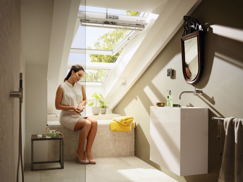 Jak urządzić łazienkę na poddaszu? Przeczytaj garść porad