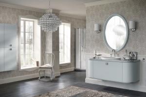 Pastele w łazience - to jest modne!